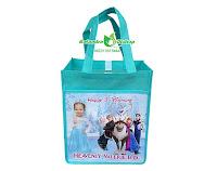 tas souvenir frozen murah,tas ulang tahun frozen,souvenir ultah frozen,tas ultah anak murah