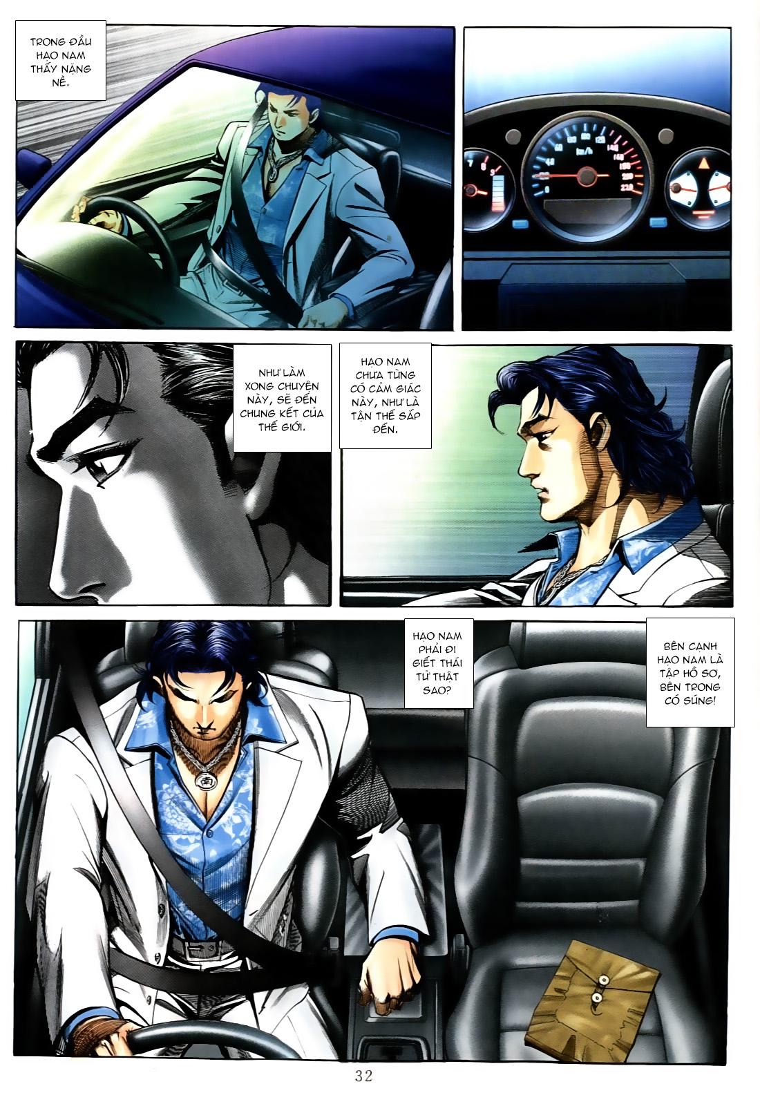 Người Trong Giang Hồ chapter 556: làm khó nam đẹp trai trang 24