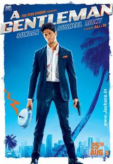 A Gentleman First Look Poster