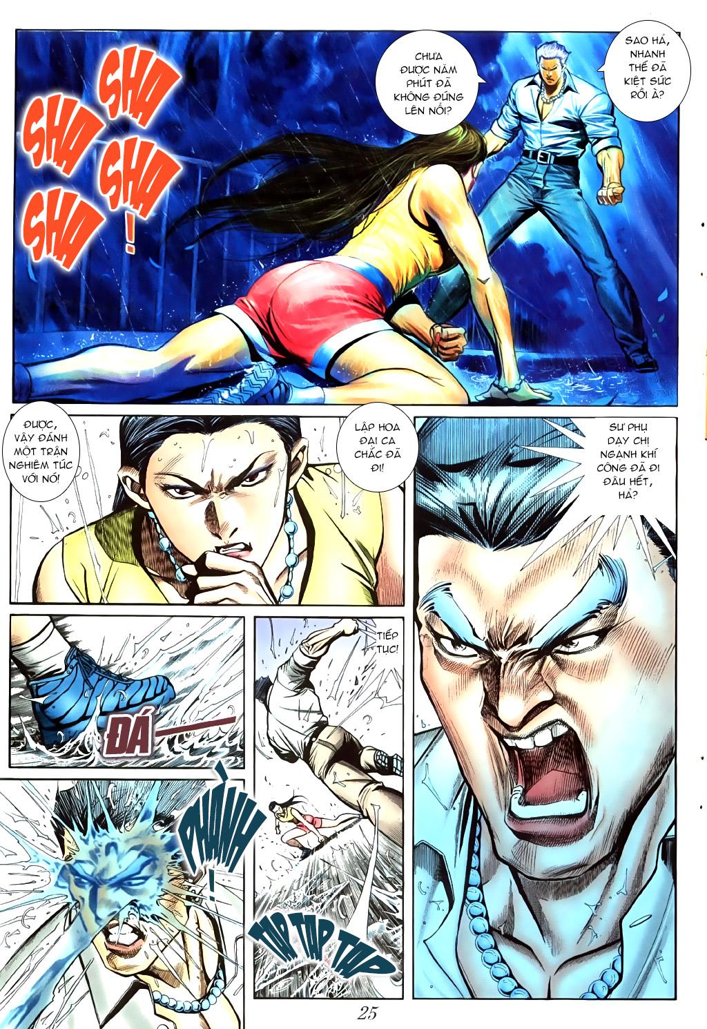 Người Trong Giang Hồ chapter 430 trang 18