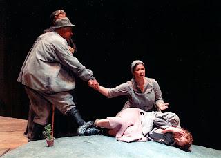Barena (Jenufa) Gran Teatro del Liceo, Barcelona