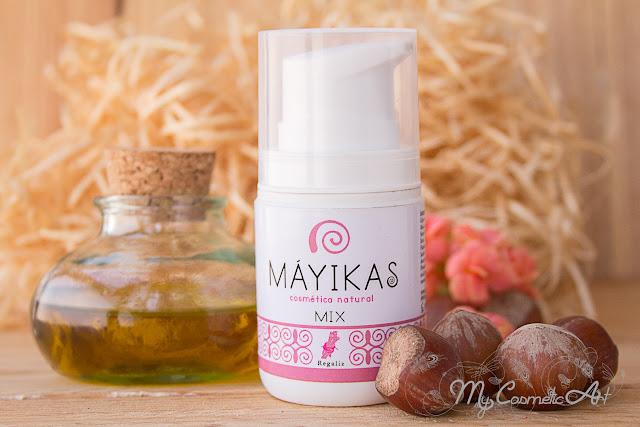 Mix, la hidratante facial para pieles mixtas de Máyikas