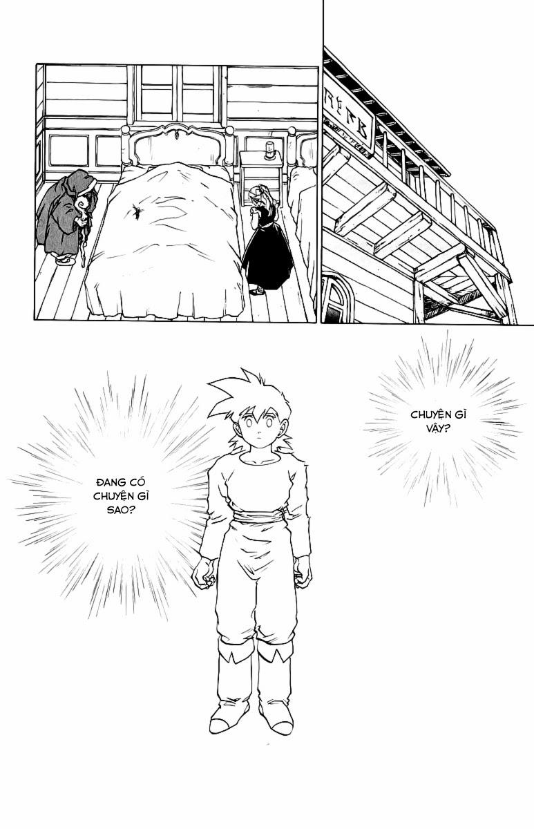 Dragon Quest: Emblem of Roto chap 37 trang 22
