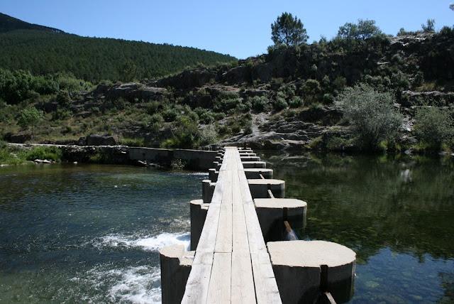Ponte - Passadiço Serra Estrela
