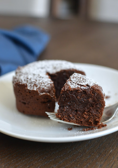 Bouchon Chocolate Cake Recipe