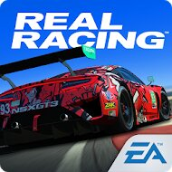 Real Racing 3 (MOD, Gold/Money)