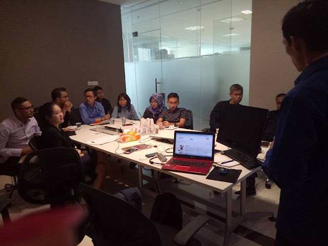 Training SEO Website Untuk Bisnis Online.