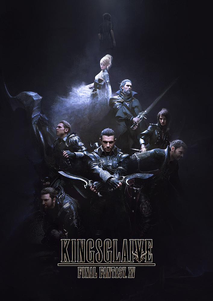 Kingsglaive: Final Fantasy XV Legendado