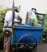 Foto Penjual Es Puter