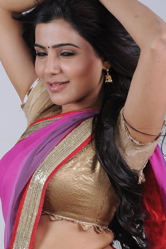 Samantha saree sex