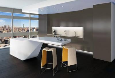 Tata Ruang Dapur Minimalis