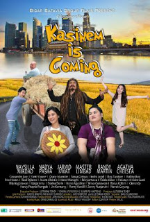 Film Kasinem Is Coming 2018