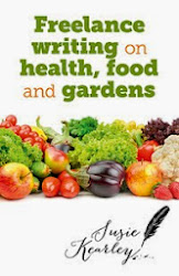 Interested in health, food or garden writing?