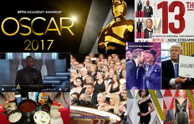 Oscars Blog Post