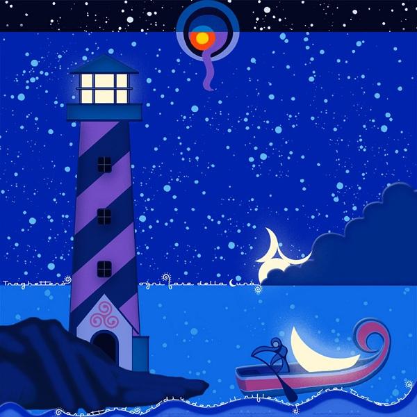 Yago Salina - Traghetterò ogni fase della Luna...
