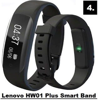 top 5 smart bands under 2000 in india