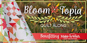 PATCH - Bloom Topia - FAT QUARTER SHOP