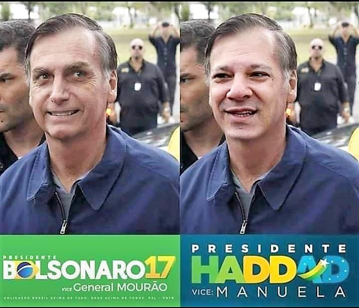 O novo Haddad do PT