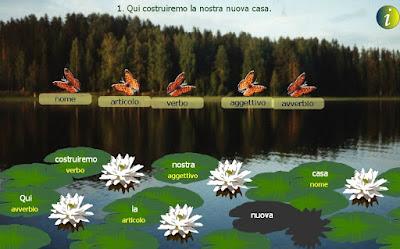 http://digilander.libero.it/sussidi.didattici/grammaticale/farfalle.html