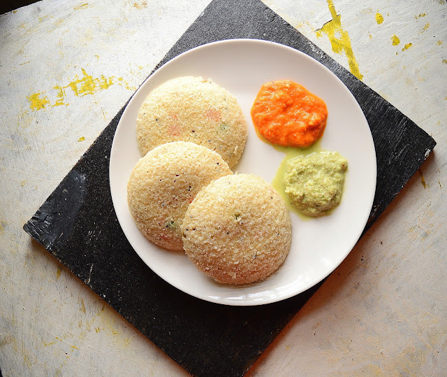 Instant Oats Idli- Easy Breakfast | Step by Step