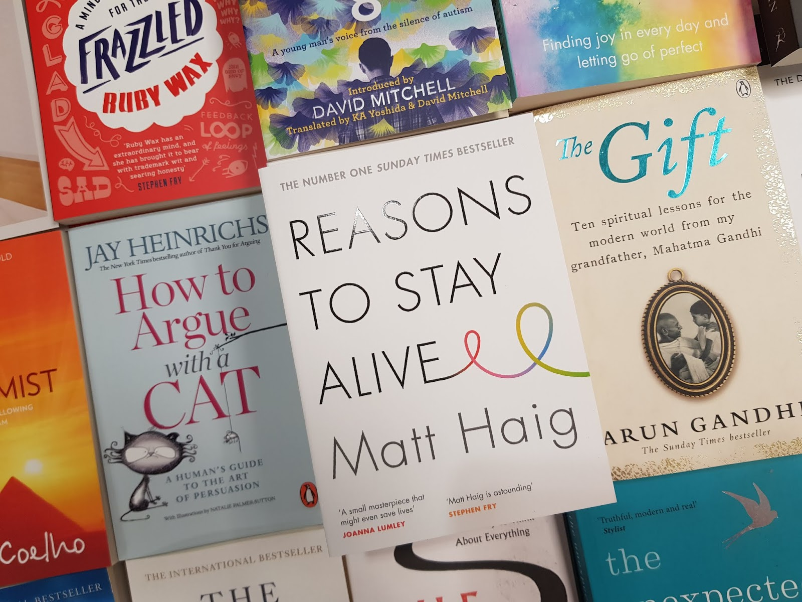 book review matt haig reasons to stay alive reading