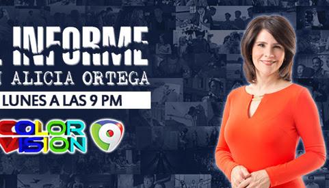 EL INFORME  con Alicia Ortega canal 9