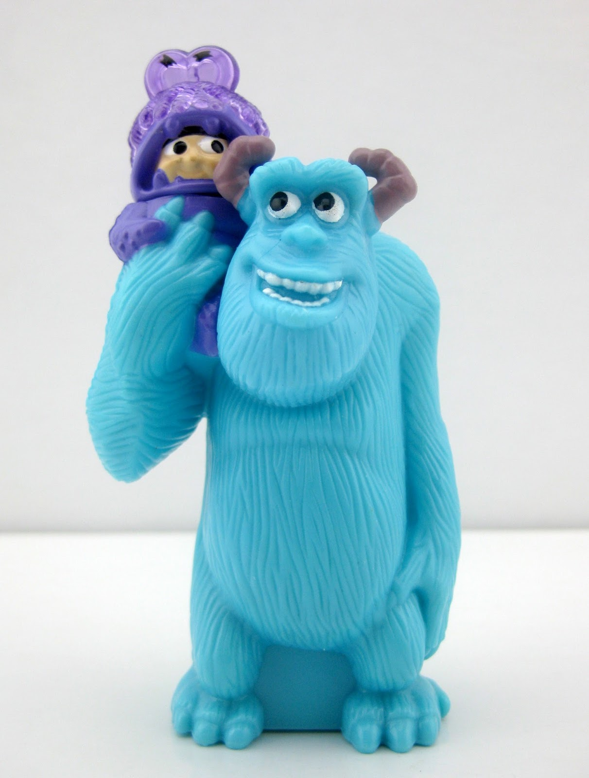 """Disney·Pixar FUN!"" Happy Meal Toys 2004 sulley"