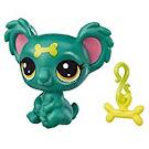 Littlest Pet Shop Series 5 Lucky Pets Fortune Cookie Koala (#No#) Pet