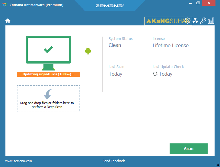 Zemana AntiMalware 2.72.2.101 Full Terbaru