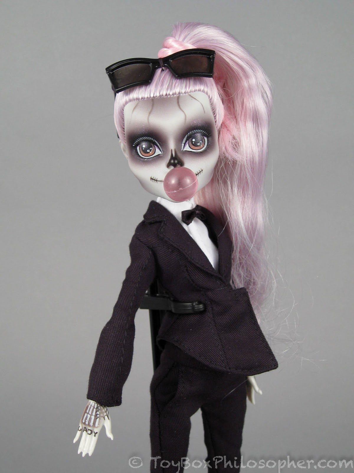 Zomby Gaga by Monster High and the Born This Way ...