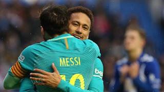 Barcelona Bantai Alaves 6-0