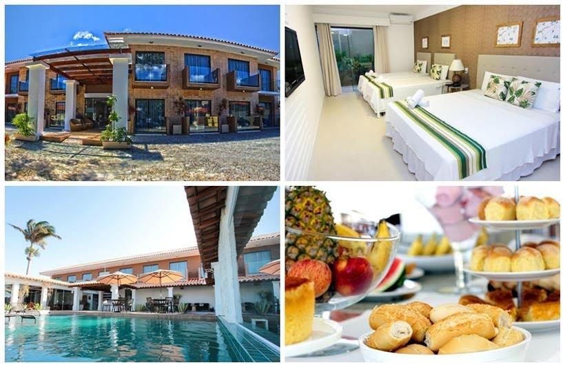 Hotéis em Cabo Frio - dica de onde se hospedar - Hotel Premium Recanto da Passagem