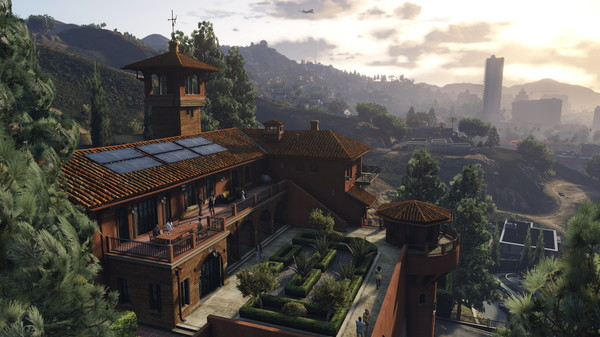 Free Download Grand Theft Auto V Game Play