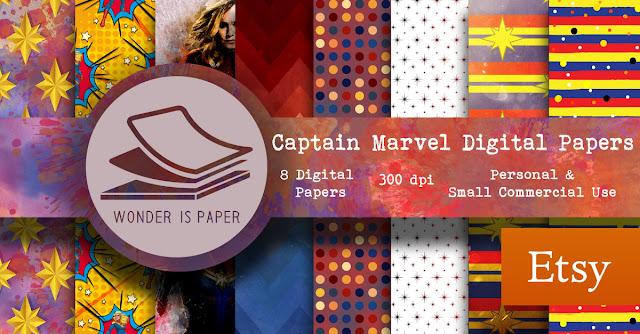 Papeles Digitales: Capitana Marvel