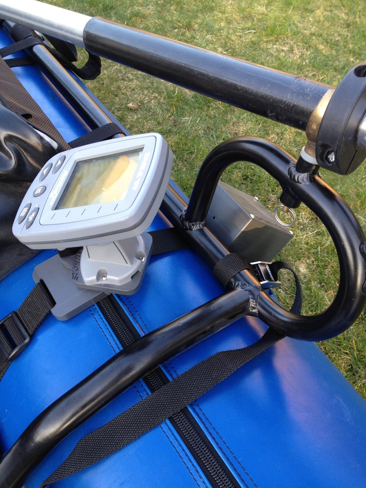 Fish Finder and Transducer Mounting Solutions: New Low ...