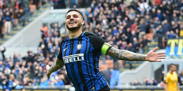 Inter Milan Pastikan Tak Ada Pinangan Tiba Buat Mauro Icardi