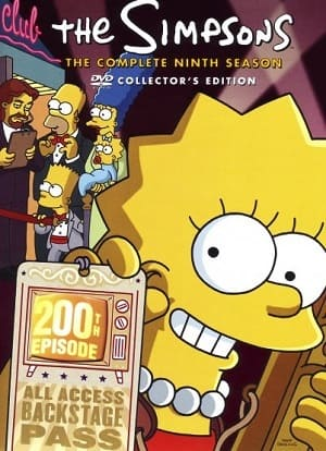 Os Simpsons - 9ª Temporada Desenhos Torrent Download capa