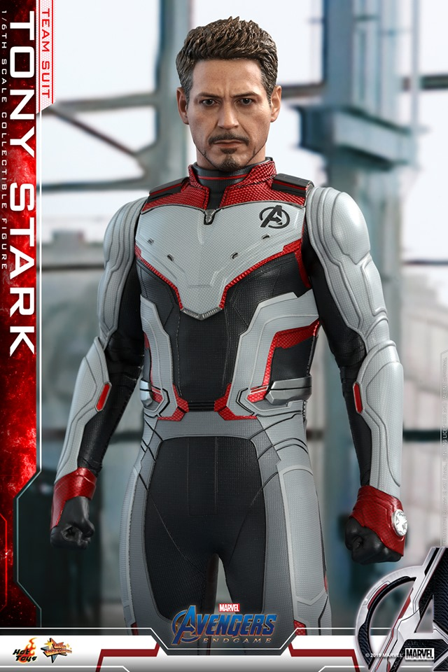 Team Suit Tony Stark