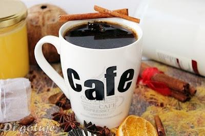 Kawa kuloodporna/Bulletproof Coffee (kawa z masłem i olejem kokosowym)