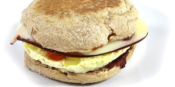 Egg McMuffin Made Skinny