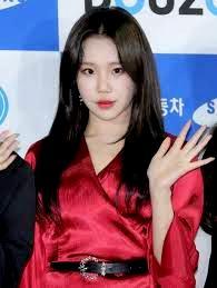 MOMOLAND's JooE Change Hair Color into Black Hair, Netizens Amazed