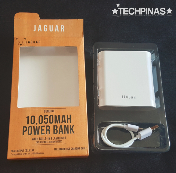 Jaguar Powerbank