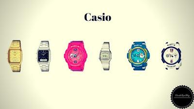 Relógios Femininos da Casio - Top 12 Marcas de Relógios Femininos (com Fotos)