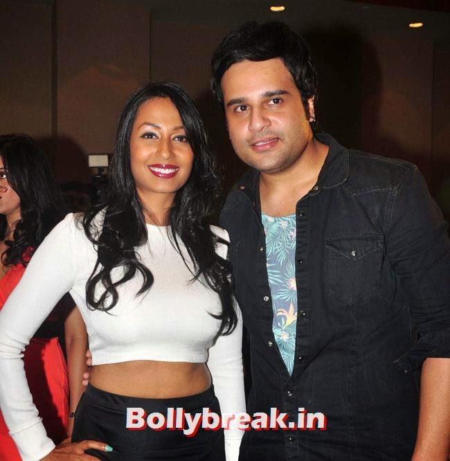 Kashmira Shah and Krishna, Sasha Agha, Alka Verma at Movie 'Unforgettable' First Look Launch