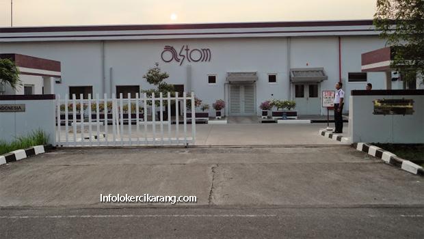 Lowongan Kerja Operator PT. Astom Indonesia Kawasan Ejip