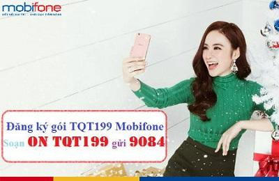 Đăng ký gói TQT199 Mobifone