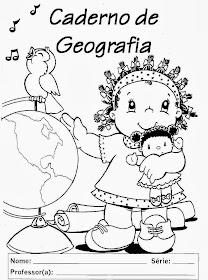 Atividades de geografia 1° ano do ensino fundamental