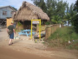 Dugout canoe, Belize