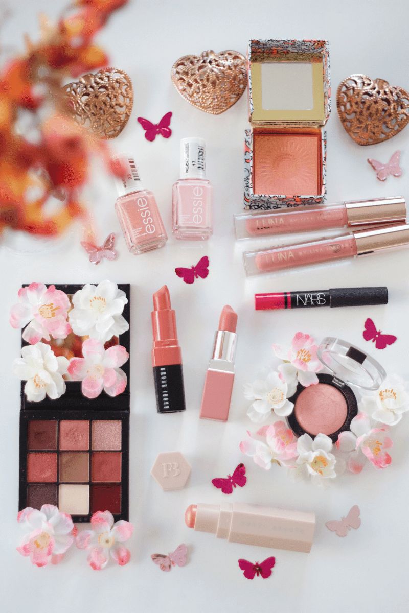 Valentine's pink makeup picks