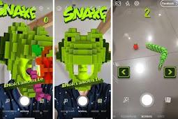 Game Jadul Snake Muncul Lagi Menggunakan AR ala Pokemon Go